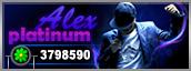 Alex-Platinum